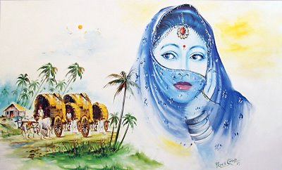 Indian Paintings - Indian Painting Arts, Indian Painting Pictures,