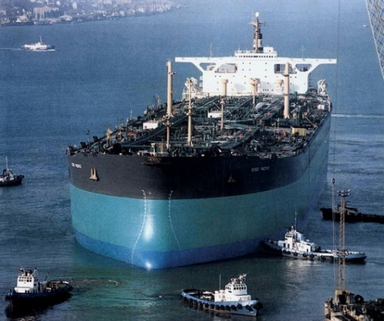 Top 10 World's Largest Ships