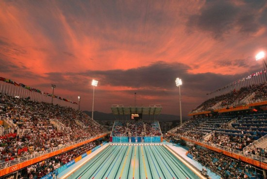 14 Stunning Photos of Olympic Venues Then and Now