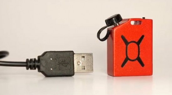 World's Smallest Cell Phone Charger