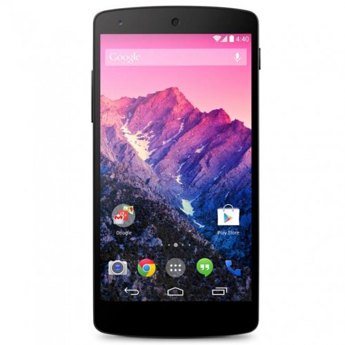 Google Unveils Nexus 5 Smartphone