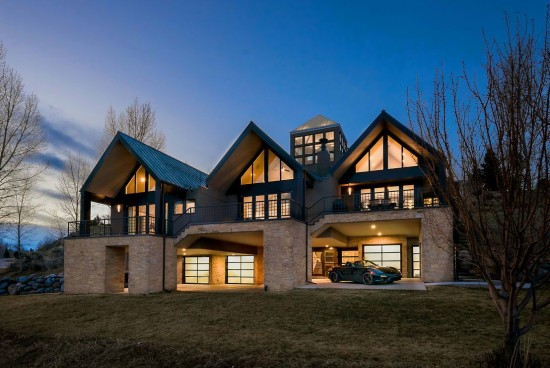 A dream home with the latest technology