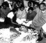 Rare Images From Mahatma's Funeral