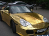 The Golden Porsche