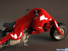 Bull-Shaped Motor Bike