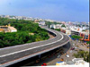 India Longest Flyover in Hyderabad