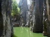 Amazing Stone Forest-Green Nature Photography