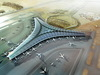 The new Kuwait International Airport