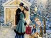 Christmas Paintings Art